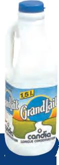 Bouteille de lait 1985