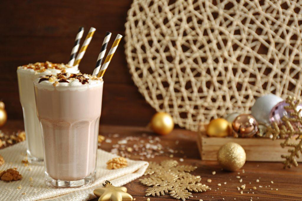 Milkshake aux cookies Candia